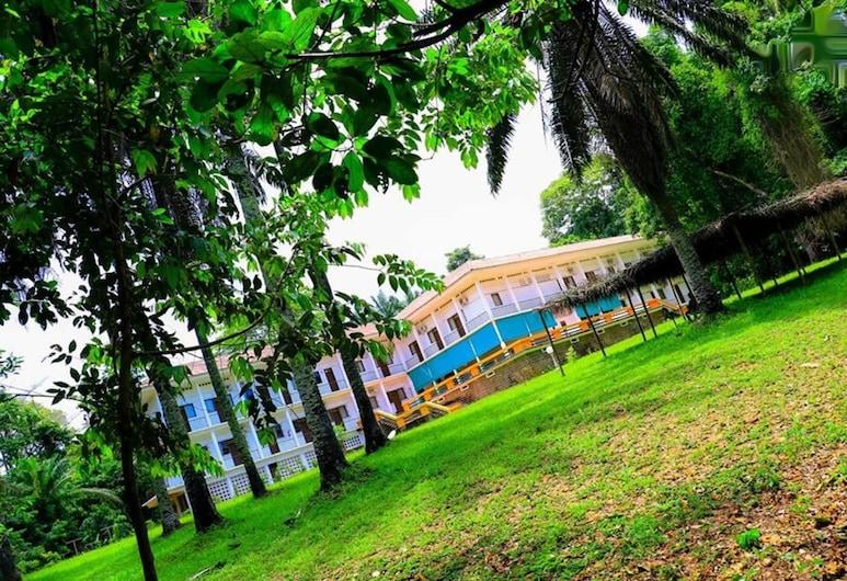 Complexe Hôtelier Food And Business, Abidjan, Garden
