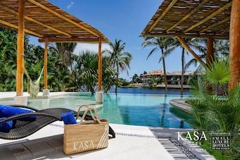 在波多阿凡奇的玛雅海岸卡萨酒店照片