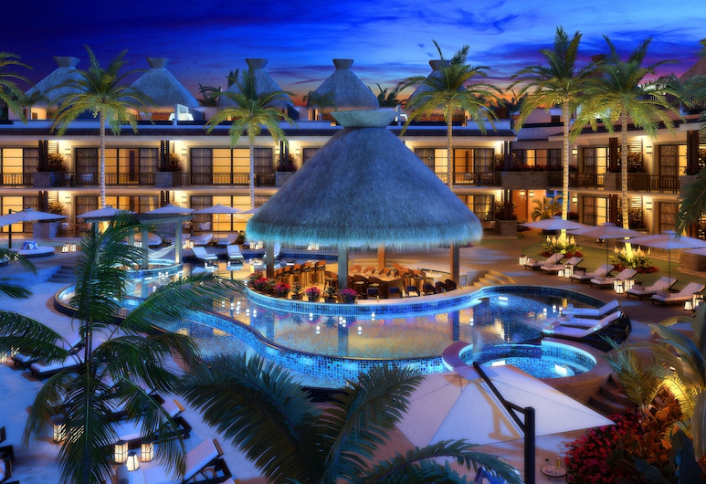 KASA Hotel Riviera Maya, Puerto Aventuras, Outdoor Pool