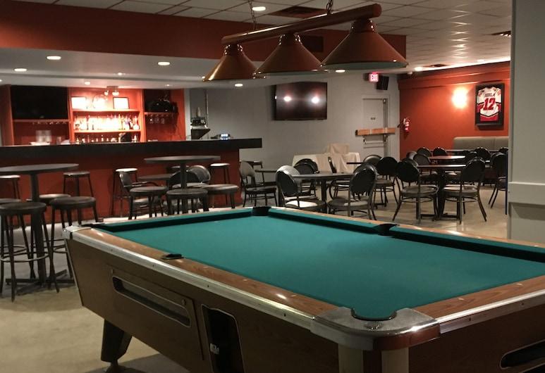 Riverside Inn, Wabasca-Desmarais, Hotel Lounge