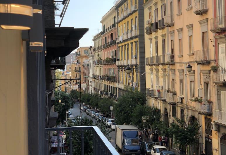 Domo b&b, Naples, Superior Double Room, City View, Garden View
