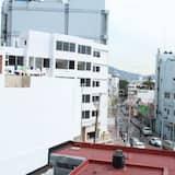 غرفة سوبيريور مزدوجة - غرفة نوم واحدة - بحمام خاص - منظر للمدينة - منظر للمدينة