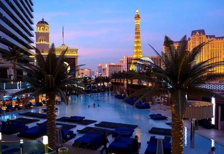 1BD1BA Apartment by Stay Together Suites, Las Vegas, Terrass