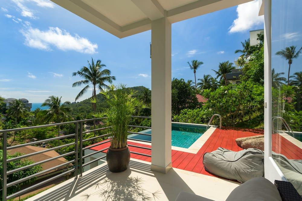 1-Bedroom Villa - Privatpool