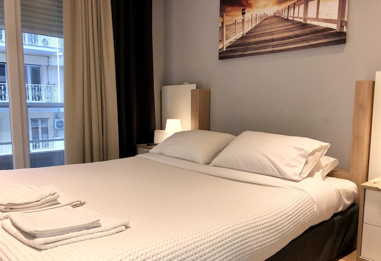 Κομψό διαμέρισμα στην οδό Μητροπόλεως, Θεσσαλονίκη