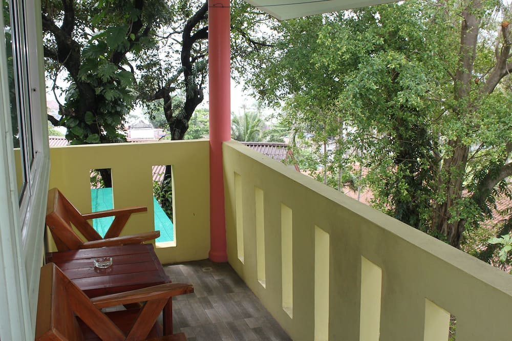 Deluxe Bungalow with Sea View  - Balcony