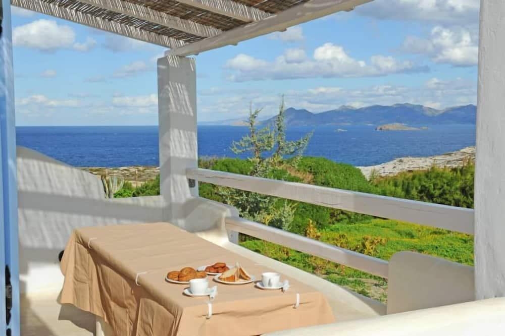 Apartment, 1 Bedroom, Sea View - Balcony View
