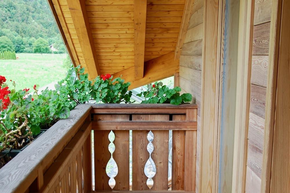 Kamar Double Deluks, balkon - Balkon