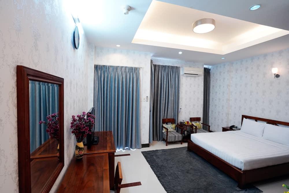 Habitación doble (VIP) - Habitación