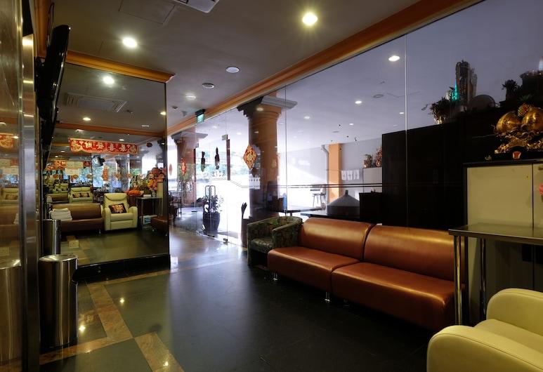 Kim Tian Hotel, Singapura, Tempat Duduk di Lobi