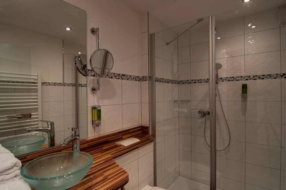 Одномісний номер категорії «Superior» - Ванна кімната
