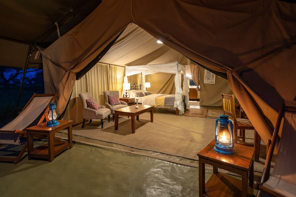 Luxury Tent Single/Double - Guest Room