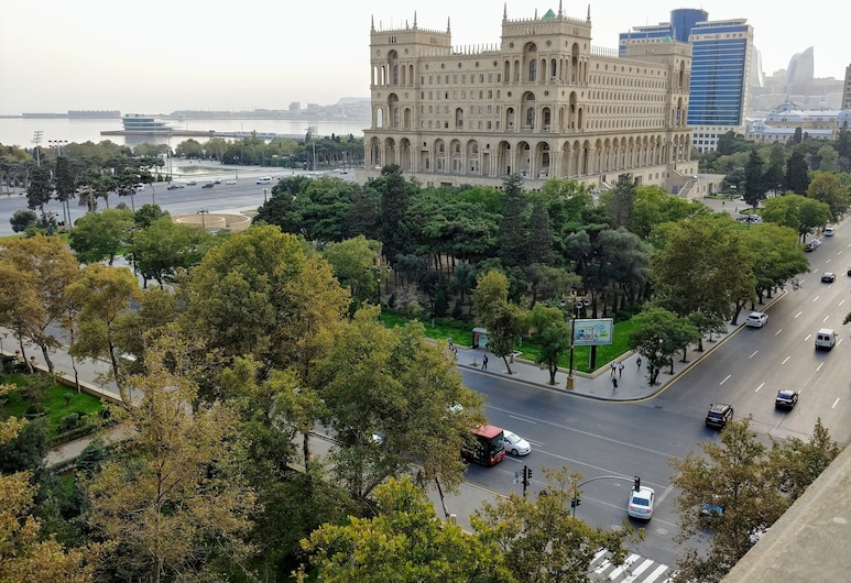 Deluxe Apartment with Sea and F1 view, Baku