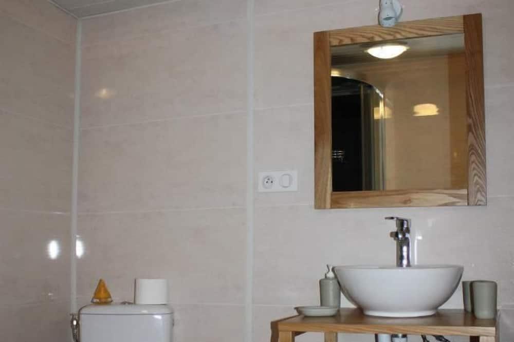Dreibettzimmer (3) - Badezimmer