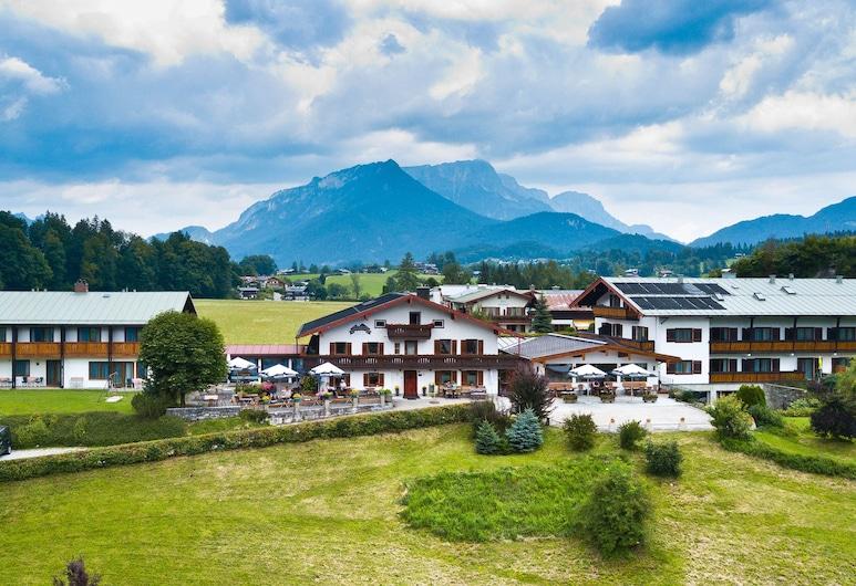 Hotel Garni Hanauerlehen, Schoenau am Koenigssee, Property Grounds