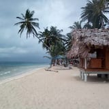 Honeymoon Cabin, 1 Double Bed, Non Smoking, Beach View - Guest Room