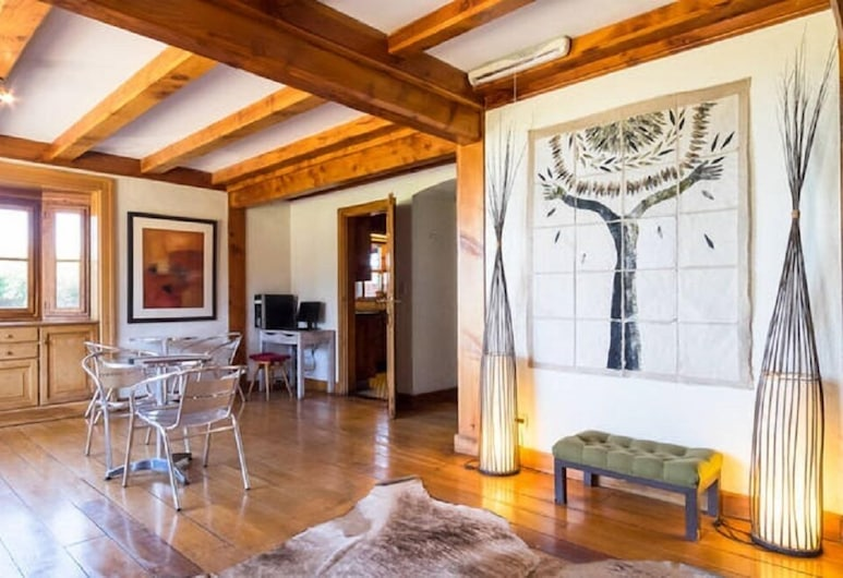 La Barraca Suites, San Carlos de Bariloche, Sala de estar
