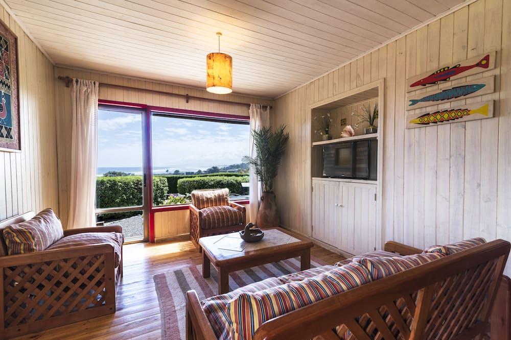 Cabin 7 personas - Living Room