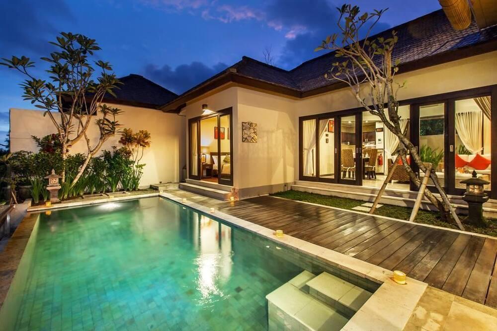 Villa exclusiva, 2 habitaciones - Piscina privada
