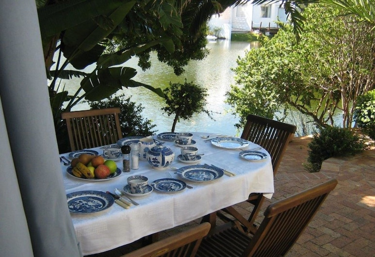 Admiralty B&B, Cape Town, Outdoor Dining