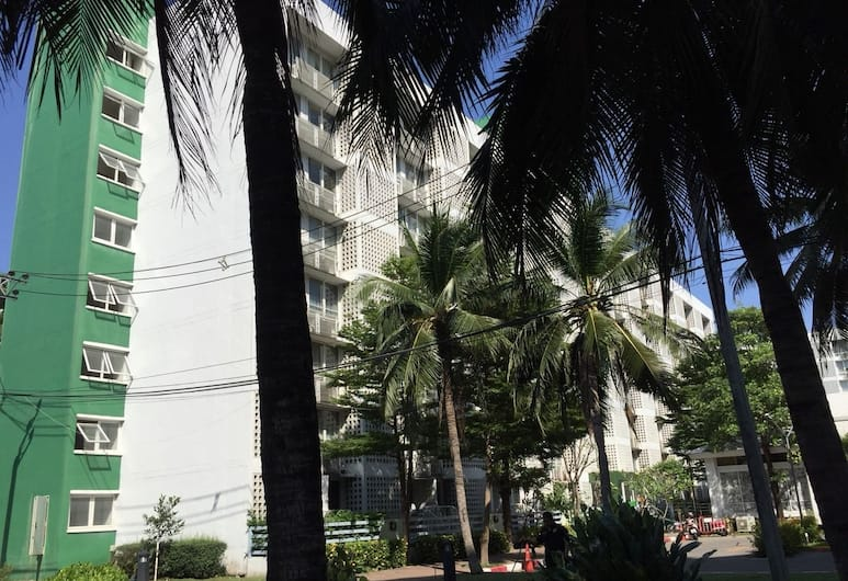 I-house Laguna Garden by Ple, Bankokas, Išorė