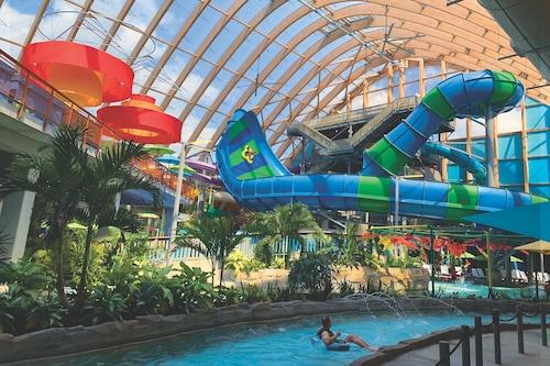 卡爾特里特度假飯店及室內水上樂園/