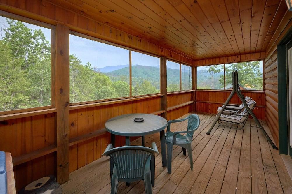 Huis - Balkon
