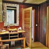 Deluxe Bungalow, 1 King Bed, Lagoon View - Bathroom