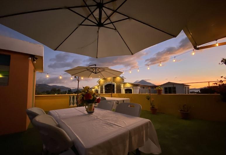 Hotel Panajachel Los Angeles, Panajachel, Outdoor Dining