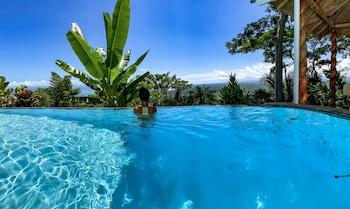 Picture of Carara Ocean View Hotel Costa Rica in Tarcoles