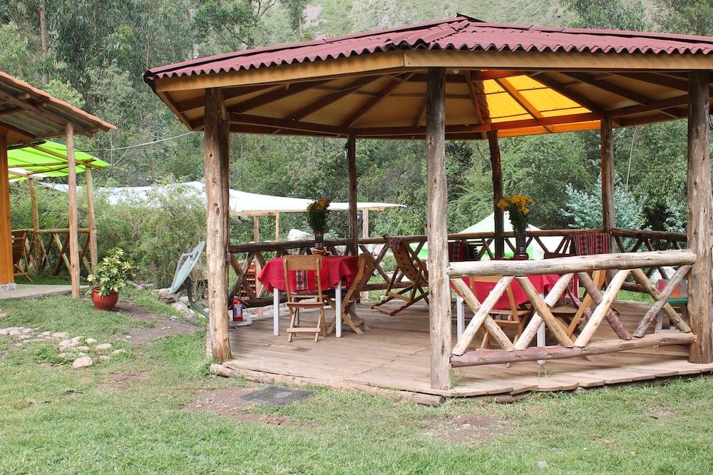 Matrimonial Bungalow  - Opholdsområde