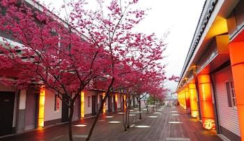 Sanyi — zdjęcie hotelu Sanyi Sakura Resort