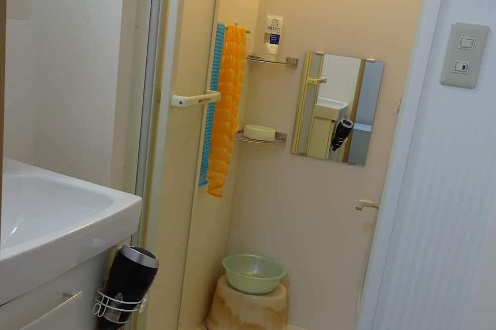Traditionele kamer, privébadkamer (Japanese Style 8 Tatami-mat) - Badkamer