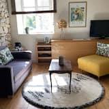 Dúplex (Chambre Garden View) - Sala de estar