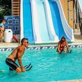Kolam Renang Latihan/Lap