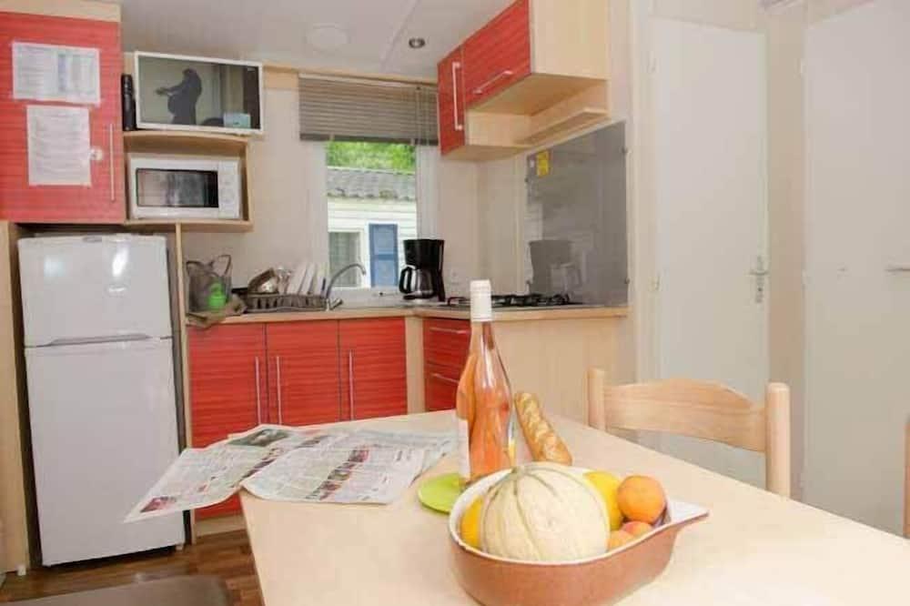 Cottage Mewah, 2 kamar tidur - Tempat Makan Di Kamar