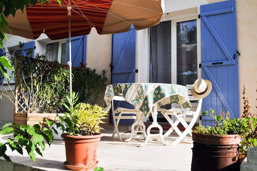 Double Room (Grozhibou) - Terrace/Patio