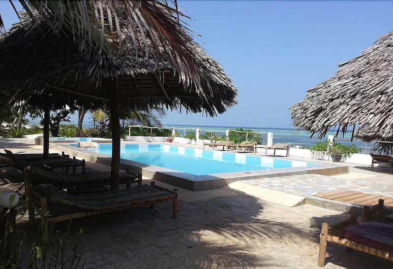 Matemwe Baharini Villas, Matemwe, Εξωτερική πισίνα