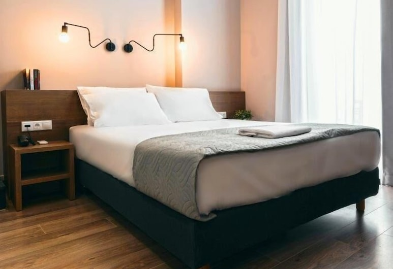 BED in Athens, Αθήνα, Λοφτ, Δωμάτιο επισκεπτών