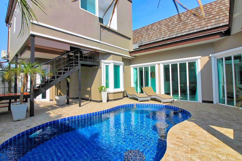 Exclusive-huvila, Yksityinen uima-allas - Yksityinen uima-allas