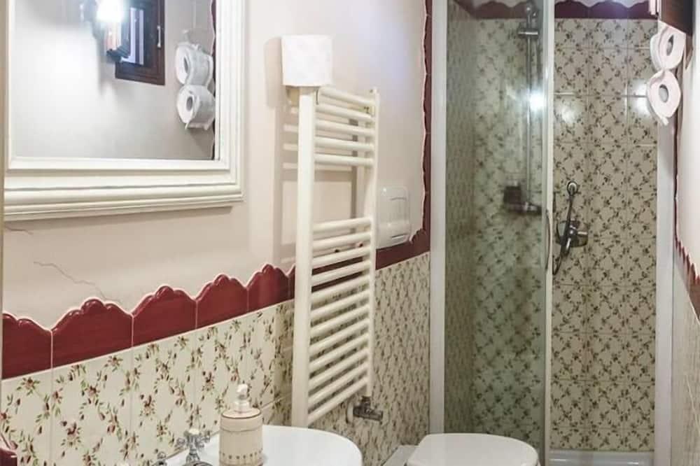 Comfort Double Room, Terrace, Partial Sea View - Bathroom