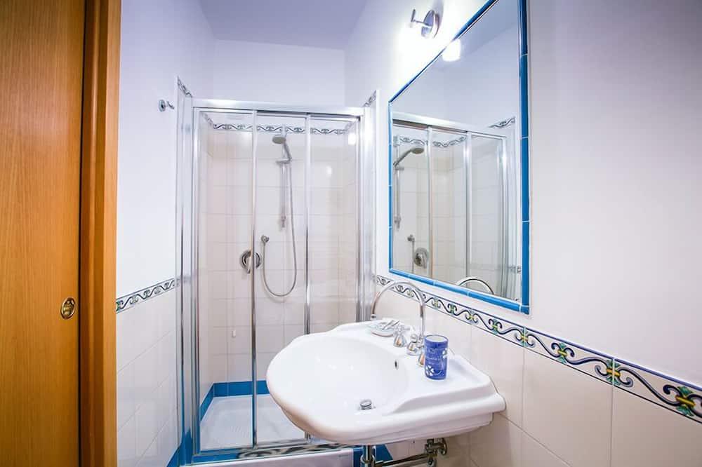 Panoramic Double Room, Sea View - Bathroom