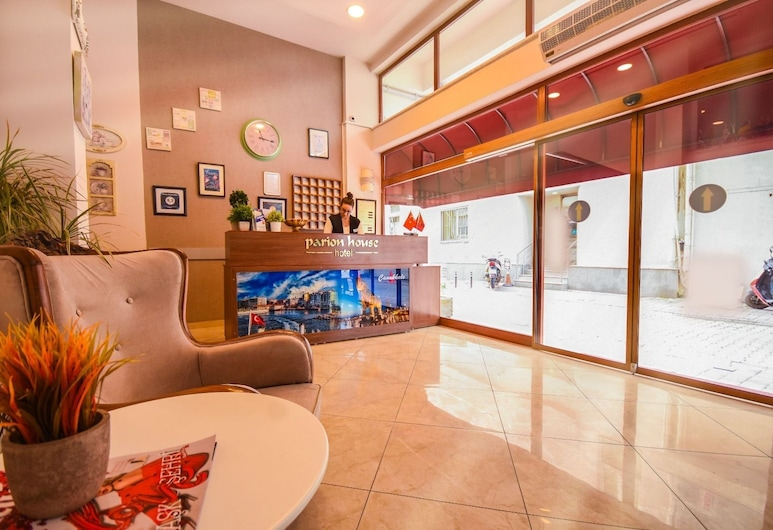 Parion House Hotel, Çanakkale, Recepción