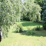 Pokój dwuosobowy typu Classic, Łóżko queen, dla niepalących, widok na ogród - Ogród