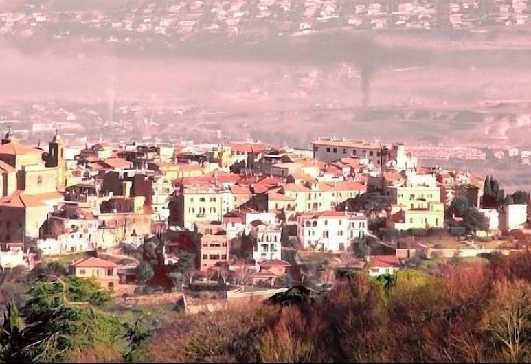 Alloggio turistico Giuly, Monte Porzio Catone, Vista aérea