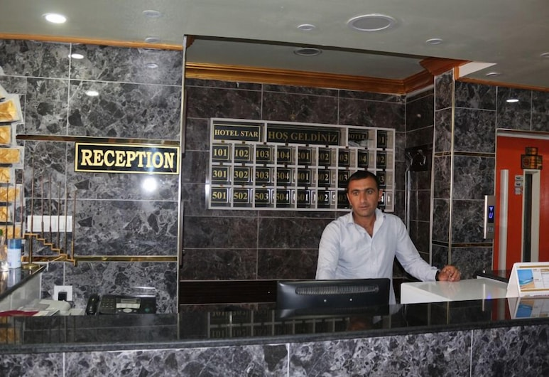 Star Apart Hotel, Dogubayazit, Recepcja