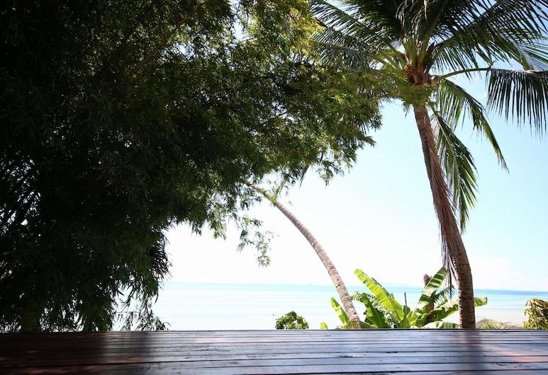 咖啡家庭青年旅舍 - 只招待成人, 蘇梅島, 陽台