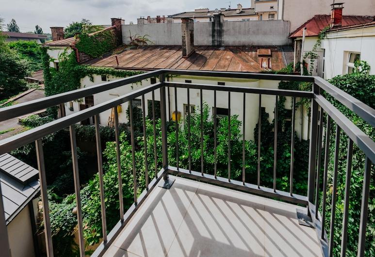 MovArt Boutique Aparthotel, Krakow, Leilighet – deluxe, 1 soverom, ikke-røyk, Rom