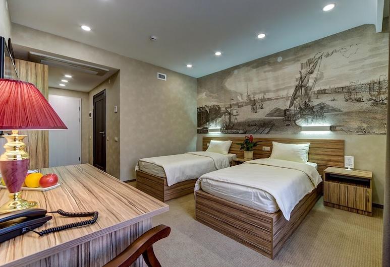 Shouyuan Hotel, San Pietroburgo, Camera Standard con letto matrimoniale o 2 letti singoli, Camera