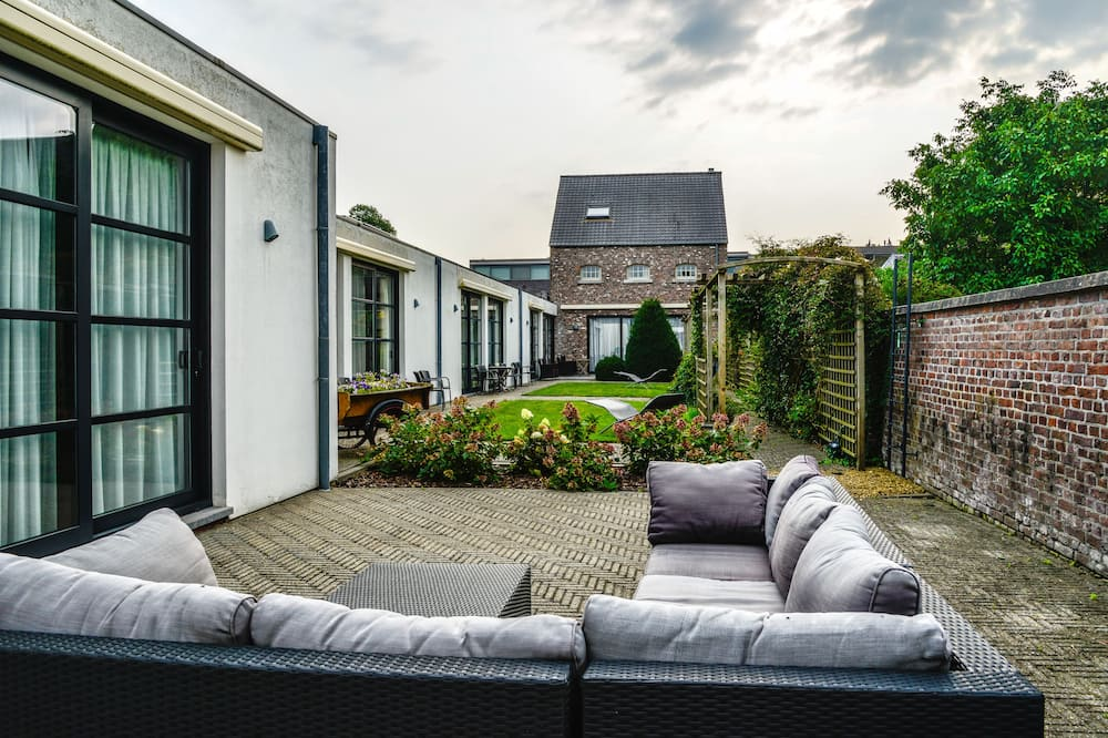 Comfort Double Room, 2 Twin Beds, Non Smoking, Garden View - Garden View